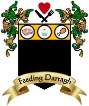 Feeding Darragh