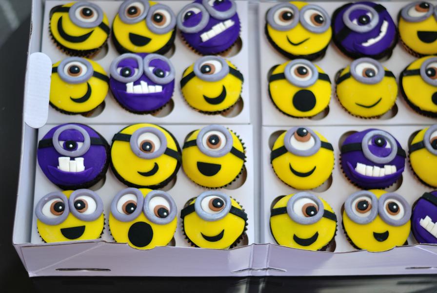 Minion Cake Decorations Asda
